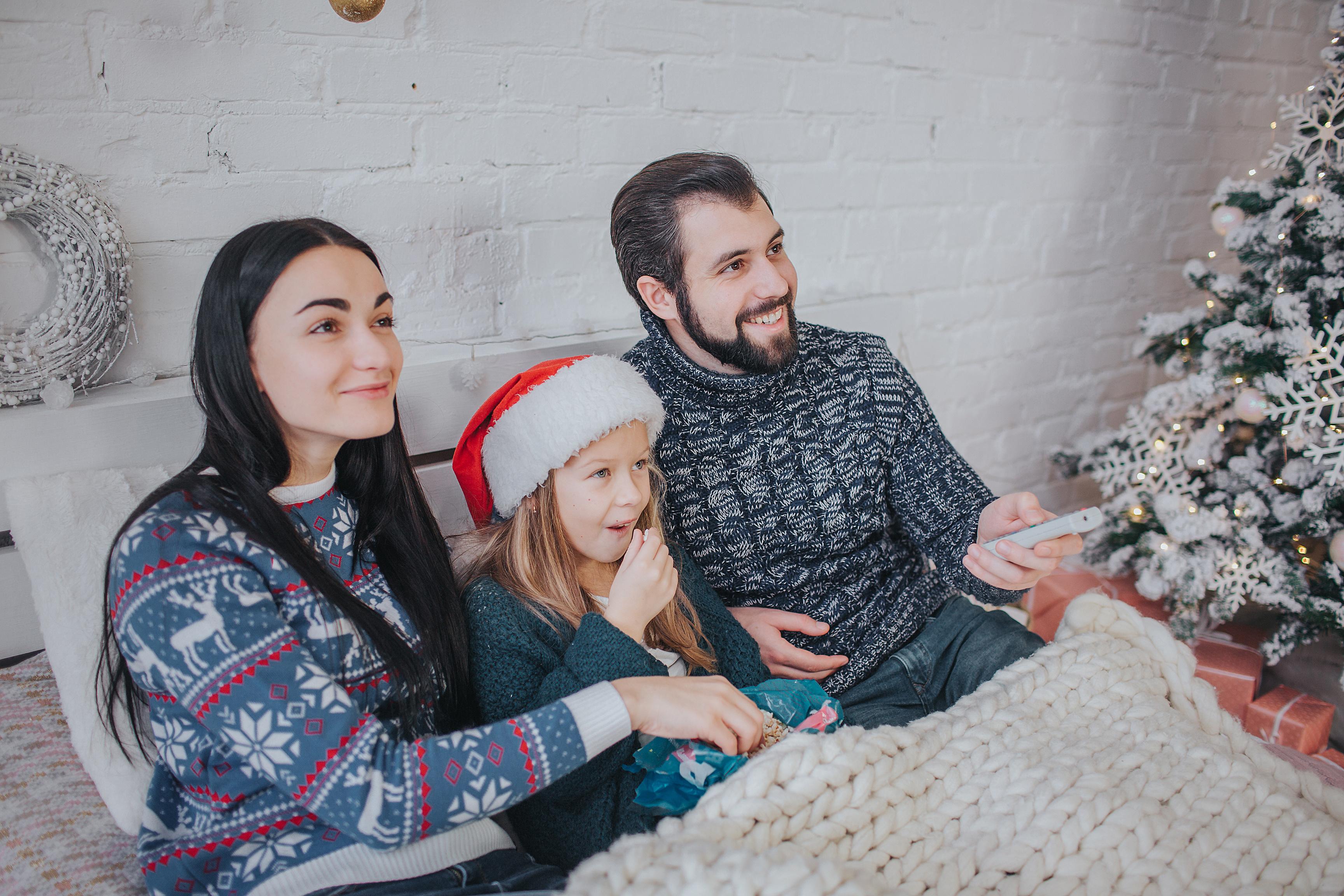 Des films et des animations de Noël en anglais pour les enfants