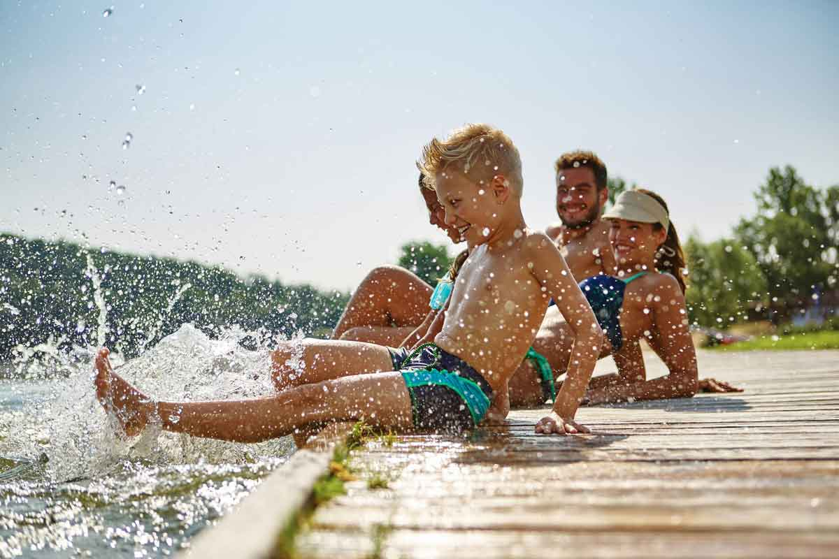 12 conseils pour un été avec des enfants en toute sécurité