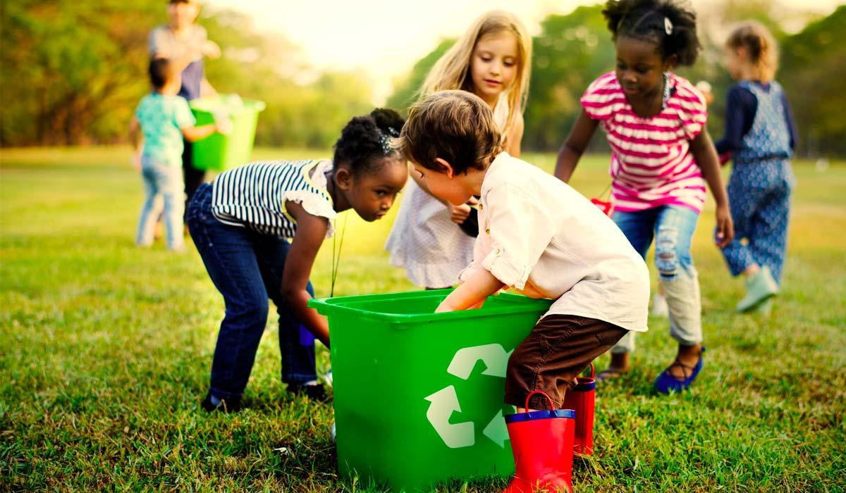 Comment prendre soin de la nature : 10 propositions écologiques pour les enfants