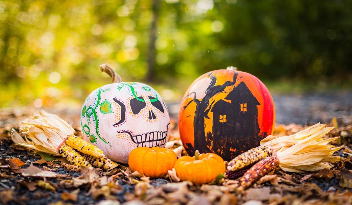 Loisirs créatifs d'Halloween pour enfants, faciles et amusants à réaliser